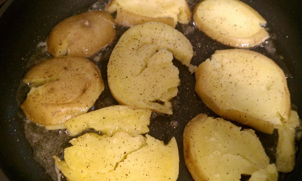 Hot Crash Potatoes (6/6)