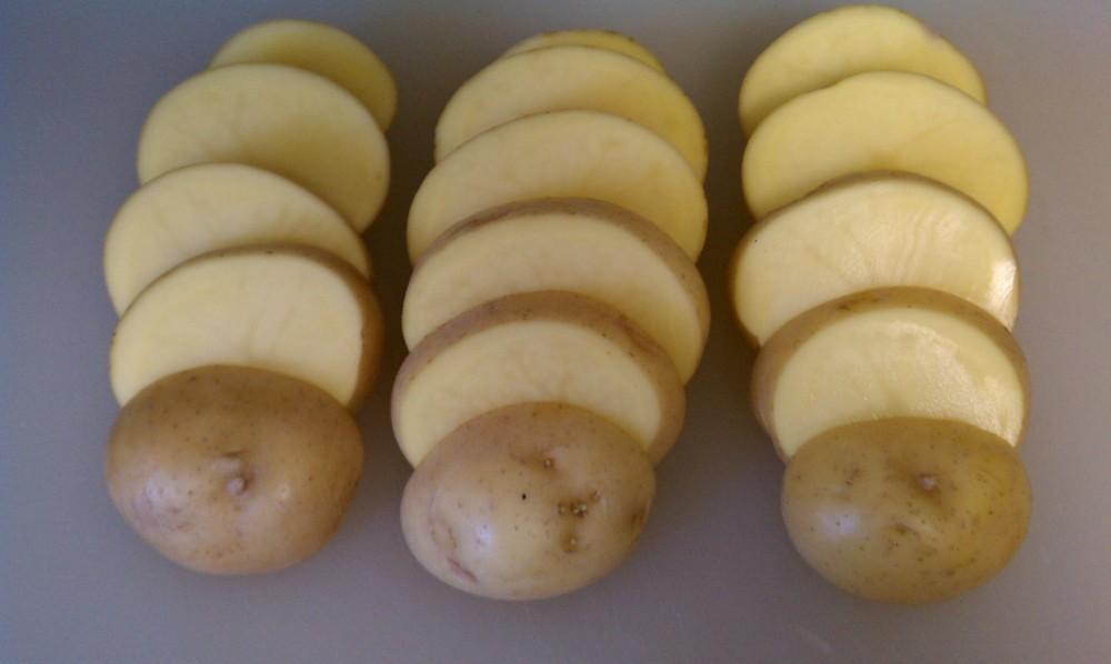 Hot Crash Potatoes (2/6)