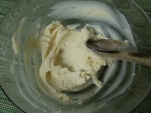 creamed together